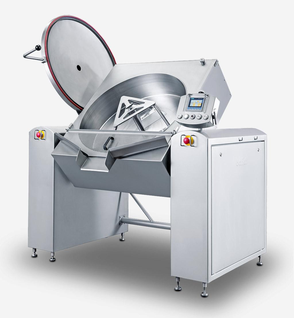 Unsere Kippbratpfanne wurde extra für den industriellen Einsatz entwickelt.