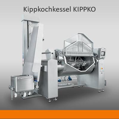 Kippkochkessel KIPPKO