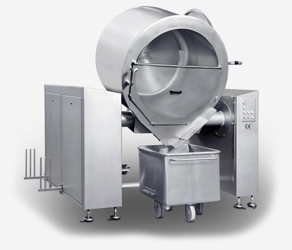 Eine vielseitige Kochanlage