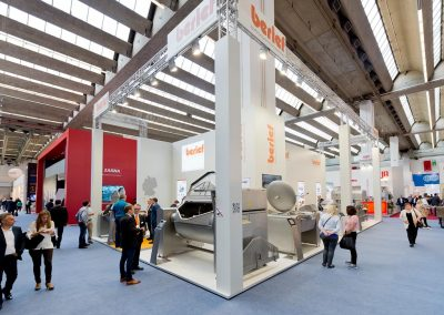 Berief-Messeimpression: ANUGA FOOD TEC
