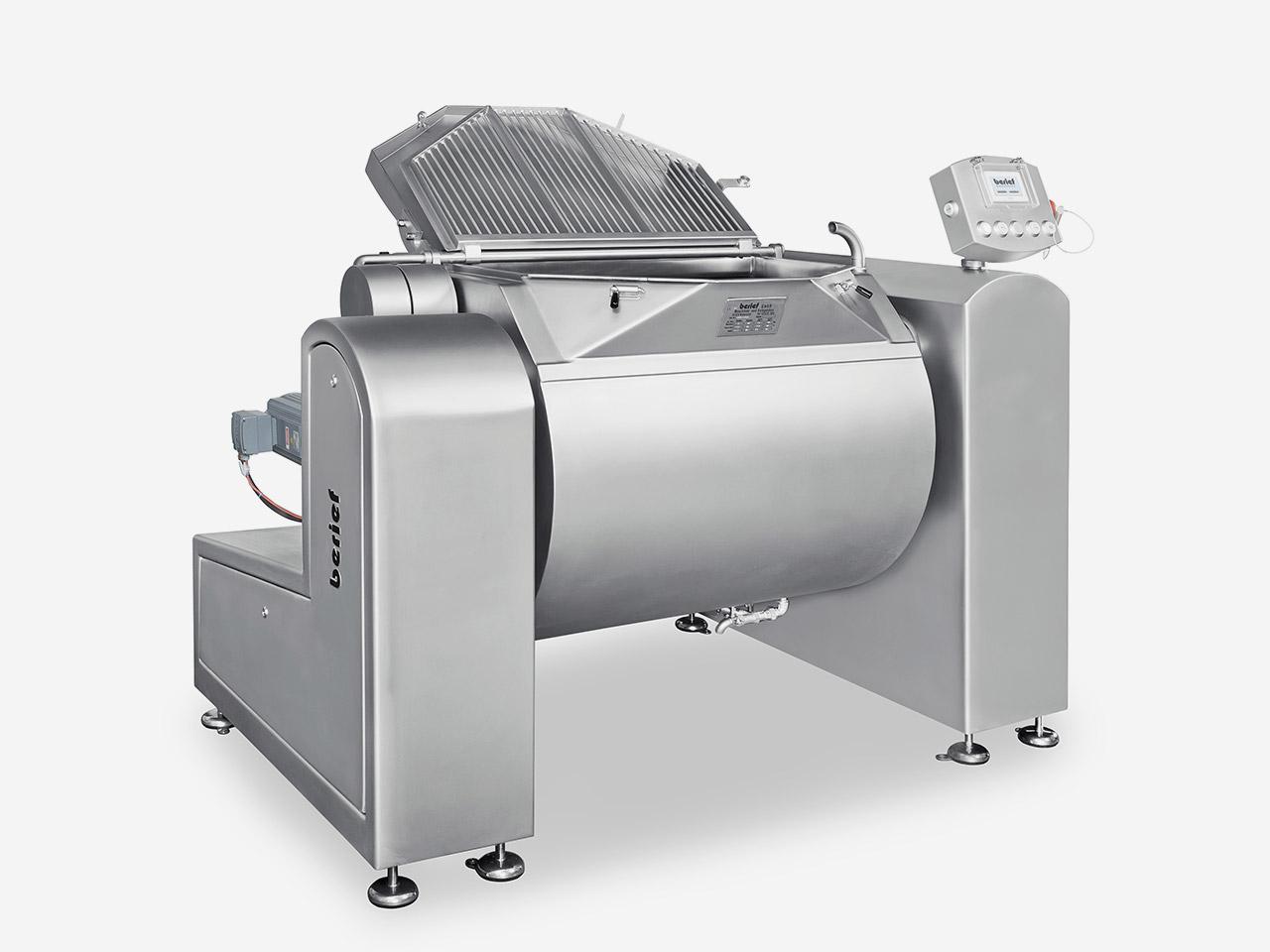 Kippkochkessel - KIPPKO - auch in kleinerer Ausführung lieferbar.